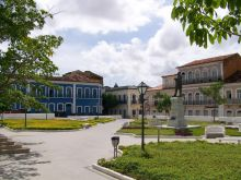 Praça Benedito Leite - Vue 10873 fois, 2506 votes